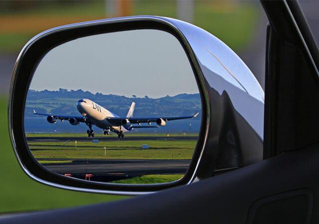 Transport z lotnisk i dworcow